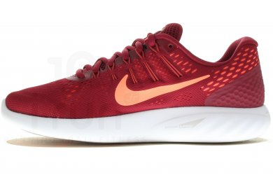 quite nice in stock performance sportswear Nike Lunarglide 8 W femme Rouge pas cher