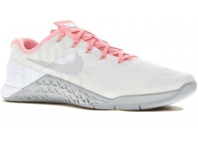 huge discount 58142 ff8e5 Nike Metcon 3 W femme Blanc pas cher