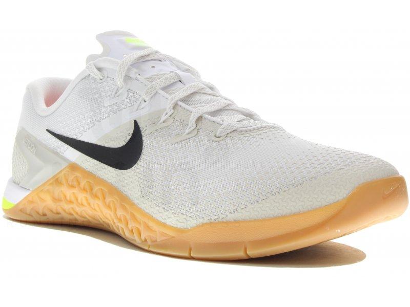 pretty nice ec53d 43097 Nike Metcon 4 M homme Blanc pas cher