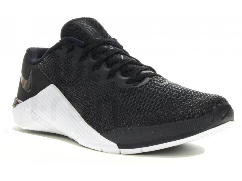 Training Running Fitness W Metcon Nike 5 Femme Chaussures TFlK1J3uc