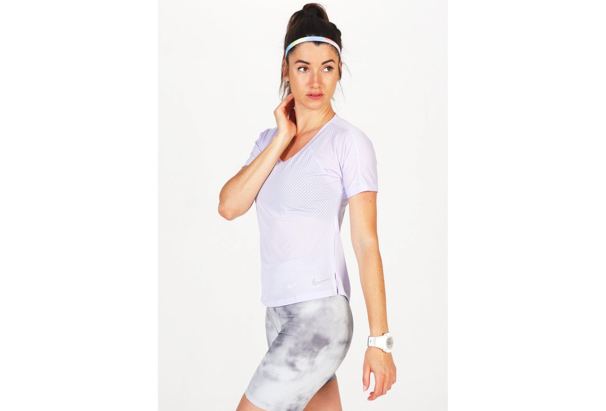 Nike Miler Breathe W vêtement running femme