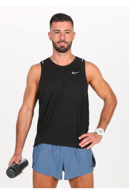 Nike camiseta de tirantes Miler