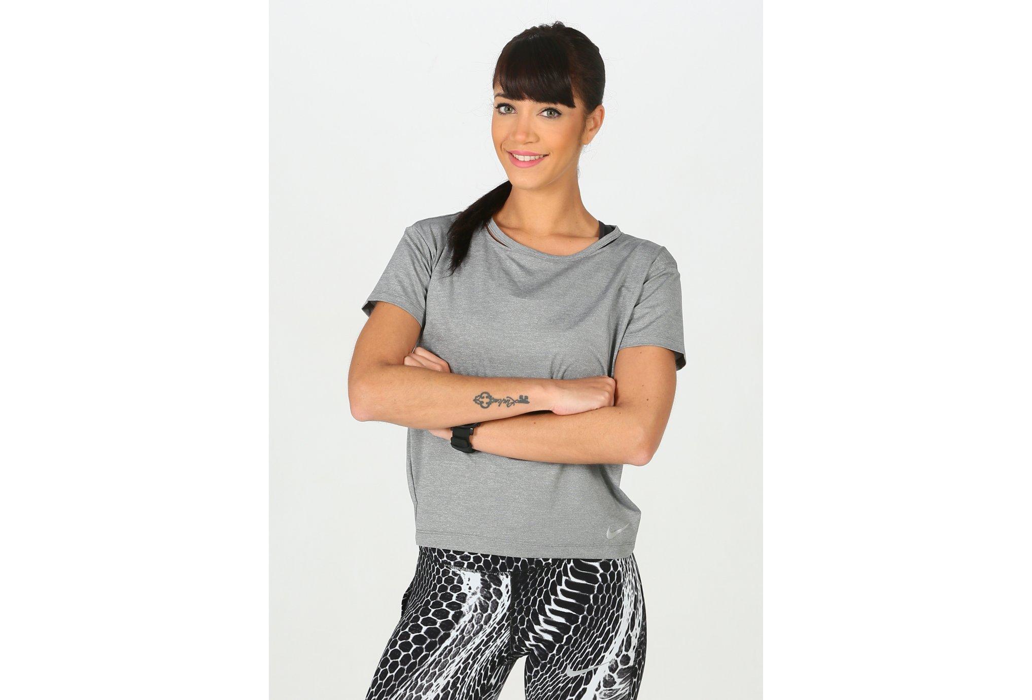 Nike Miler Slash W Diététique Vêtements femme