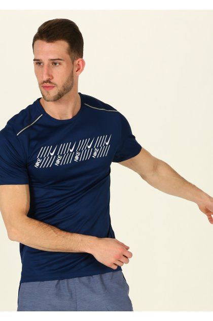 Nike Camiseta manga corta Miler Tech Capsule