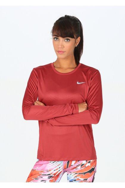 Nike camiseta manga larga Miler