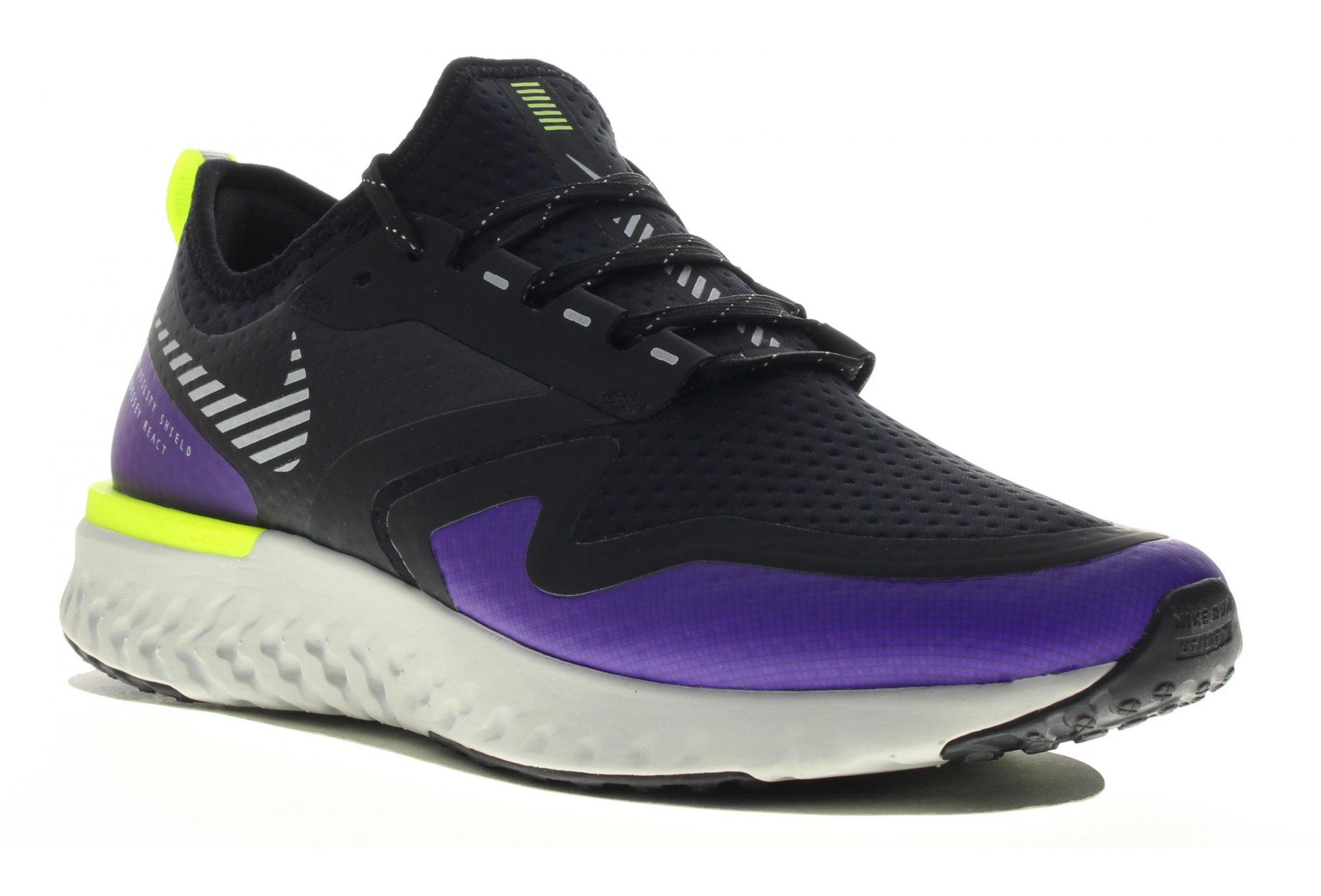 Nike Odyssey React 2 Shield déstockage running