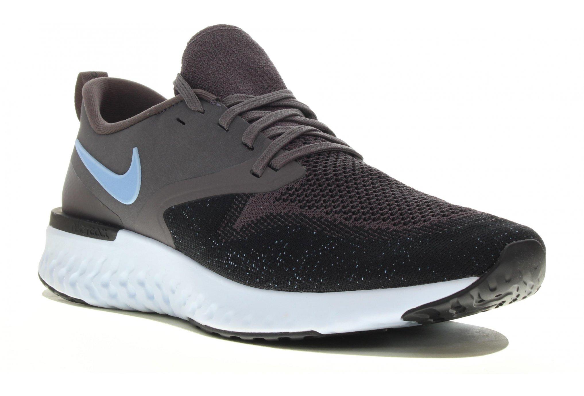 Nike Odyssey React Flyknit 2 M Diététique Chaussures homme