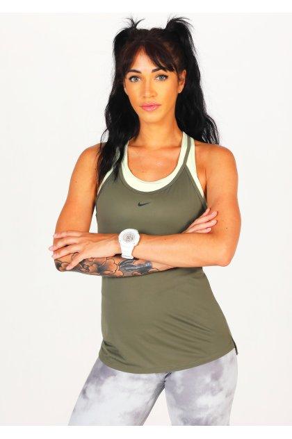 Nike camiseta de tirantes One Elastika