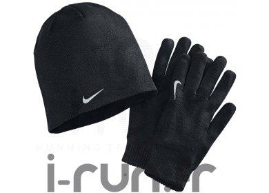 Nike Pack Bonnet + Gant Dri-Fit Hiver 2010 - Accessoires running ... f5a1304b89e