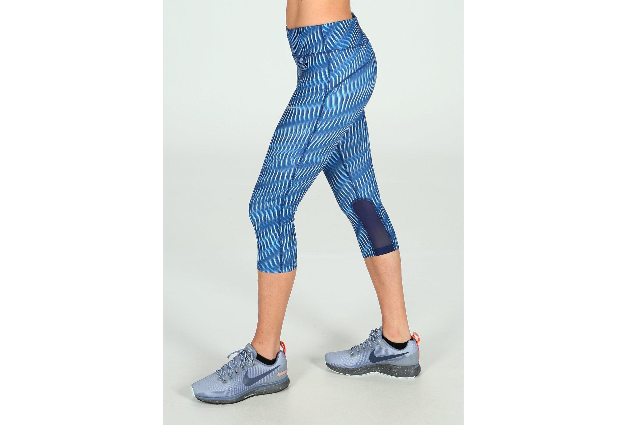 Nike Power Epic Run Print W Diététique Vêtements femme
