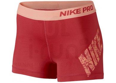 Nike Pro Cuissard court Logo 7.5cm W