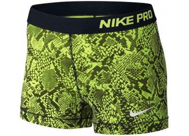 Nike Pro Cuissard court Vixen 7.5cm W pas cher - Vêtements femme ... 1050eadd449