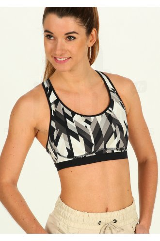 512bb59a94 Nike Pro Fierce Geo Prism W femme Noir pas cher