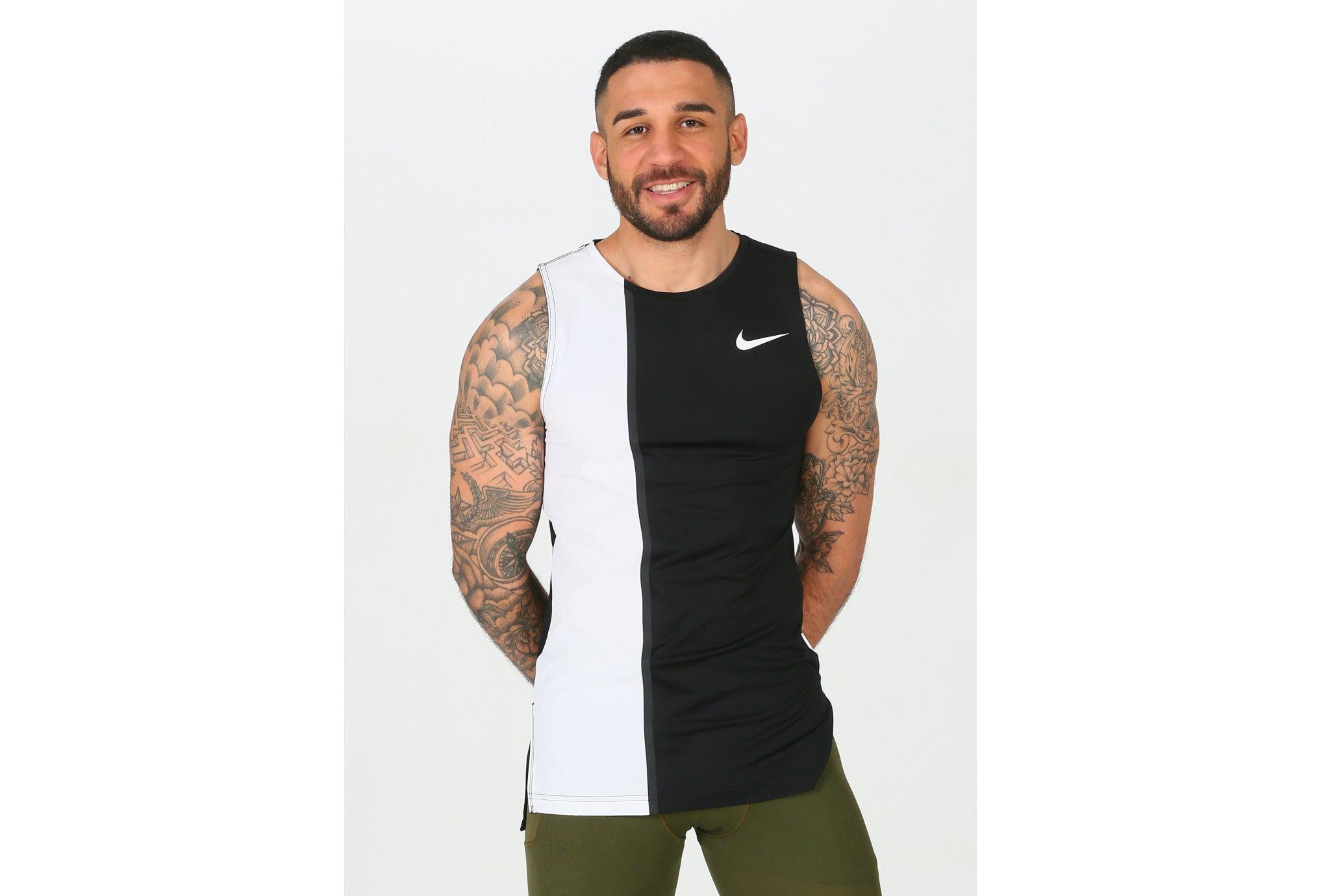 Nike Pro Fitted M Diététique Vêtements homme
