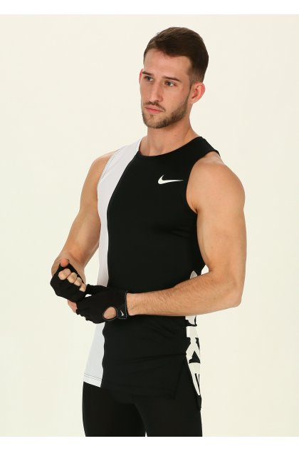 Nike Camiseta sin mangas Pro Fitted