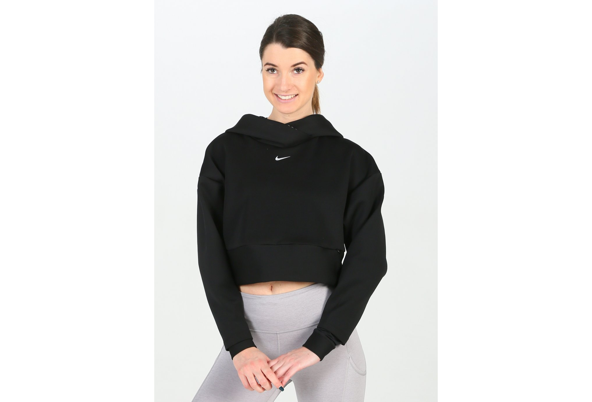 Nike Pro Fleece W Diététique Vêtements femme