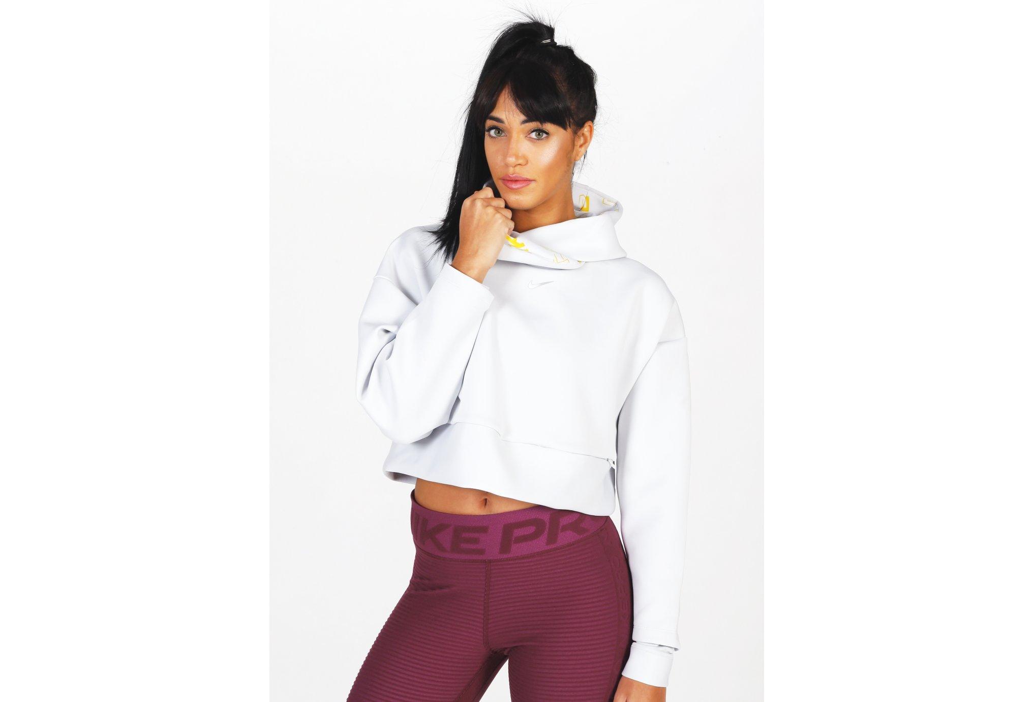 Nike Pro Fleece W vêtement running femme
