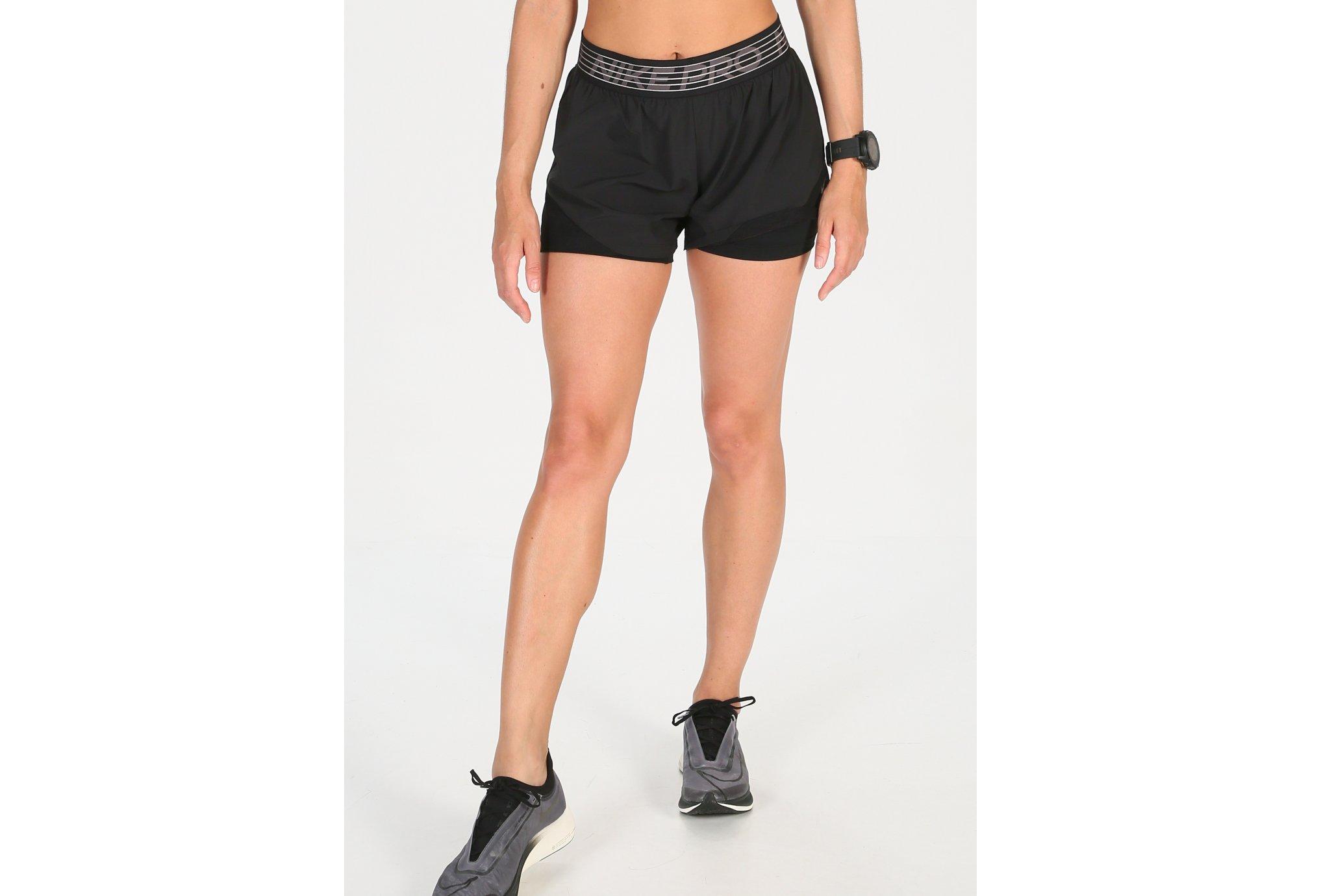 Nike Pro Flex 2 en 1 W Diététique Vêtements femme