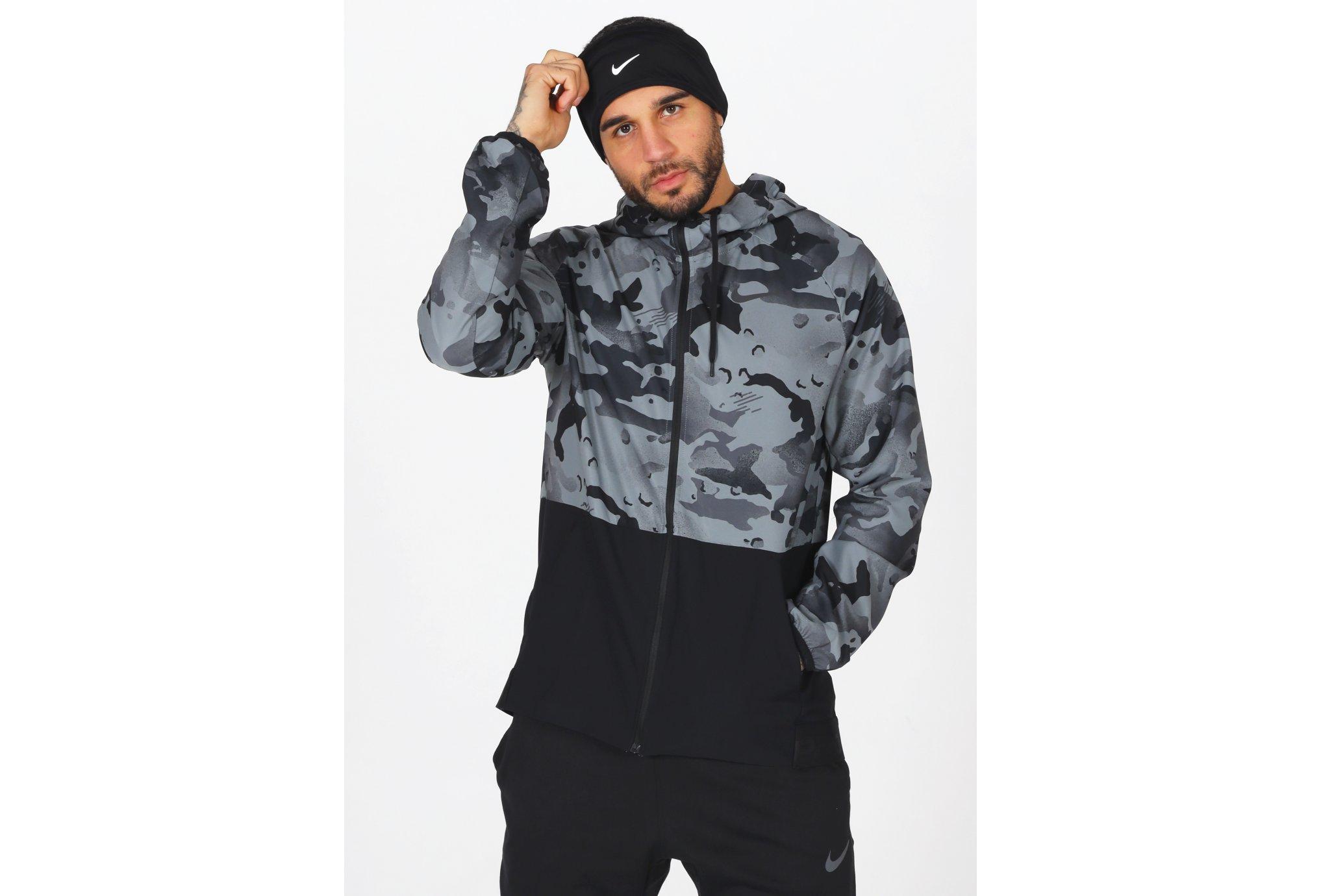 Nike Pro Flex Vent Max Camo M Diététique Vêtements homme