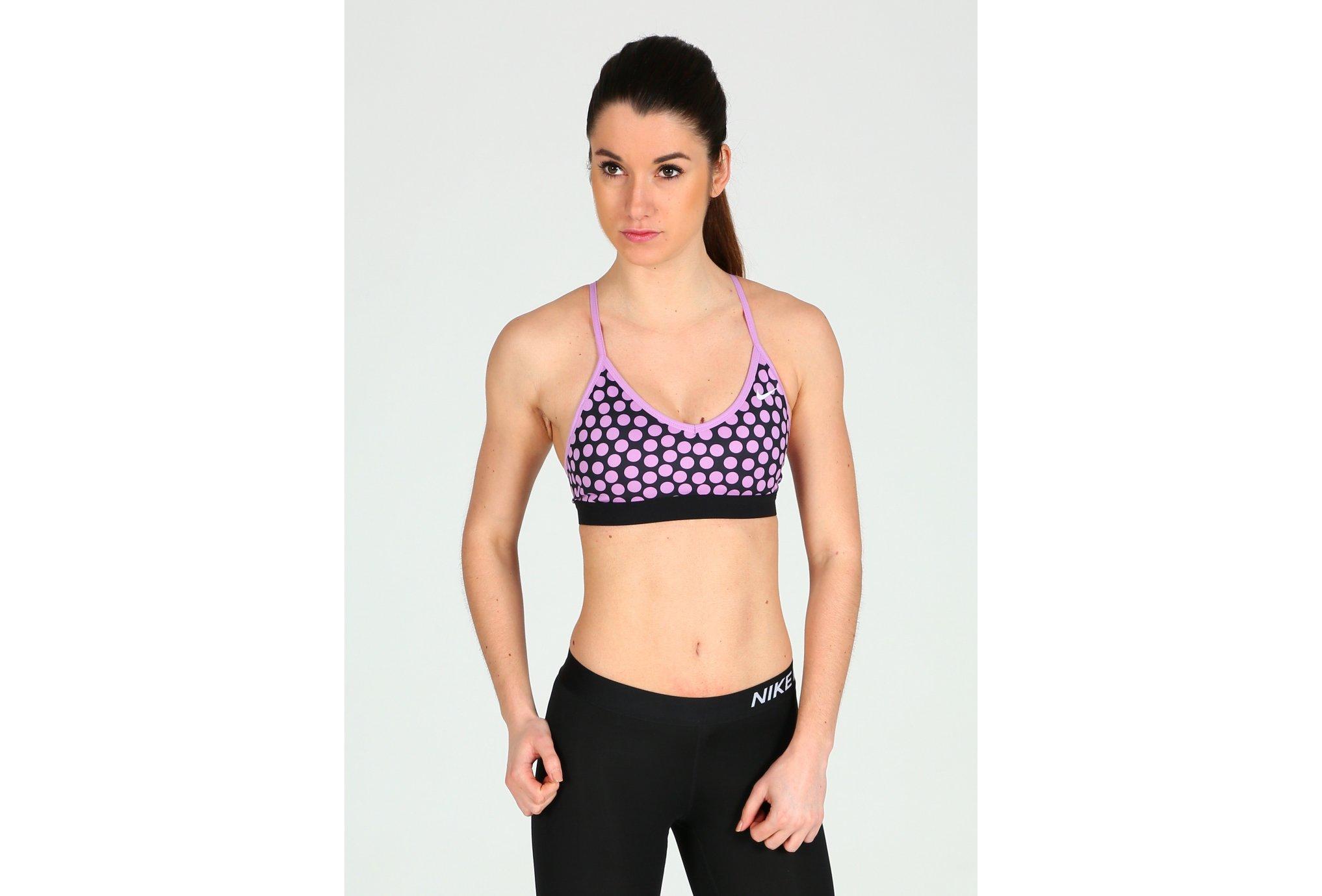 Nike Pro Indy Dot W Diététique Vêtements femme