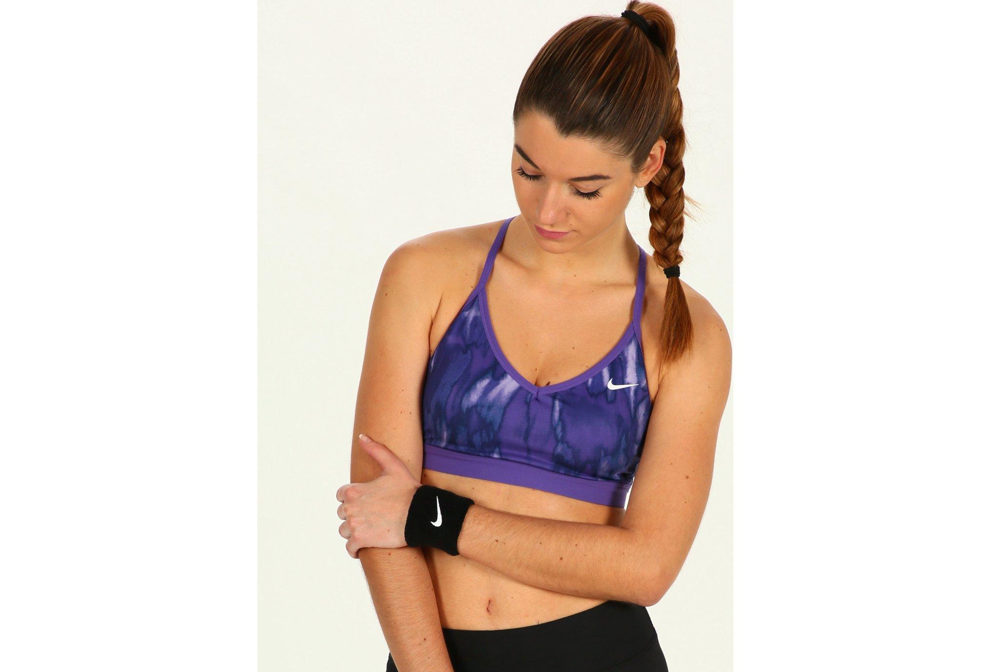 Nike Pro Indy Wipeout Diététique Vêtements femme