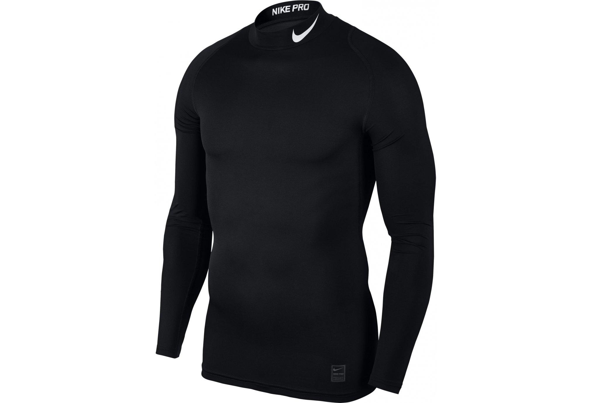 Nike Pro Mock M vêtement running homme