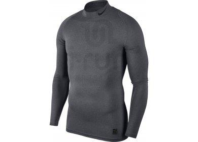 Cher Pas Vêtements Compression Running En M Homme Pro Promo Nike Mock RqBOOI