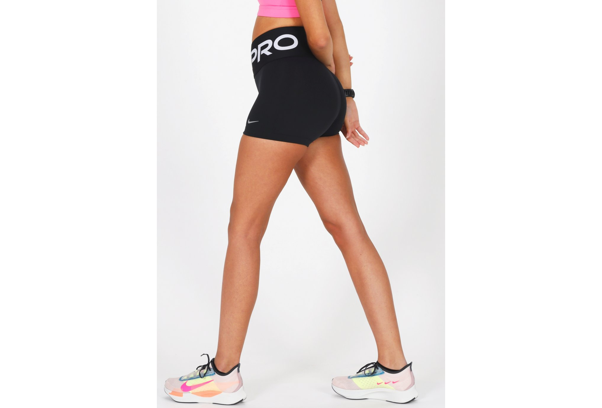 Nike Pro Novelty W vêtement running femme