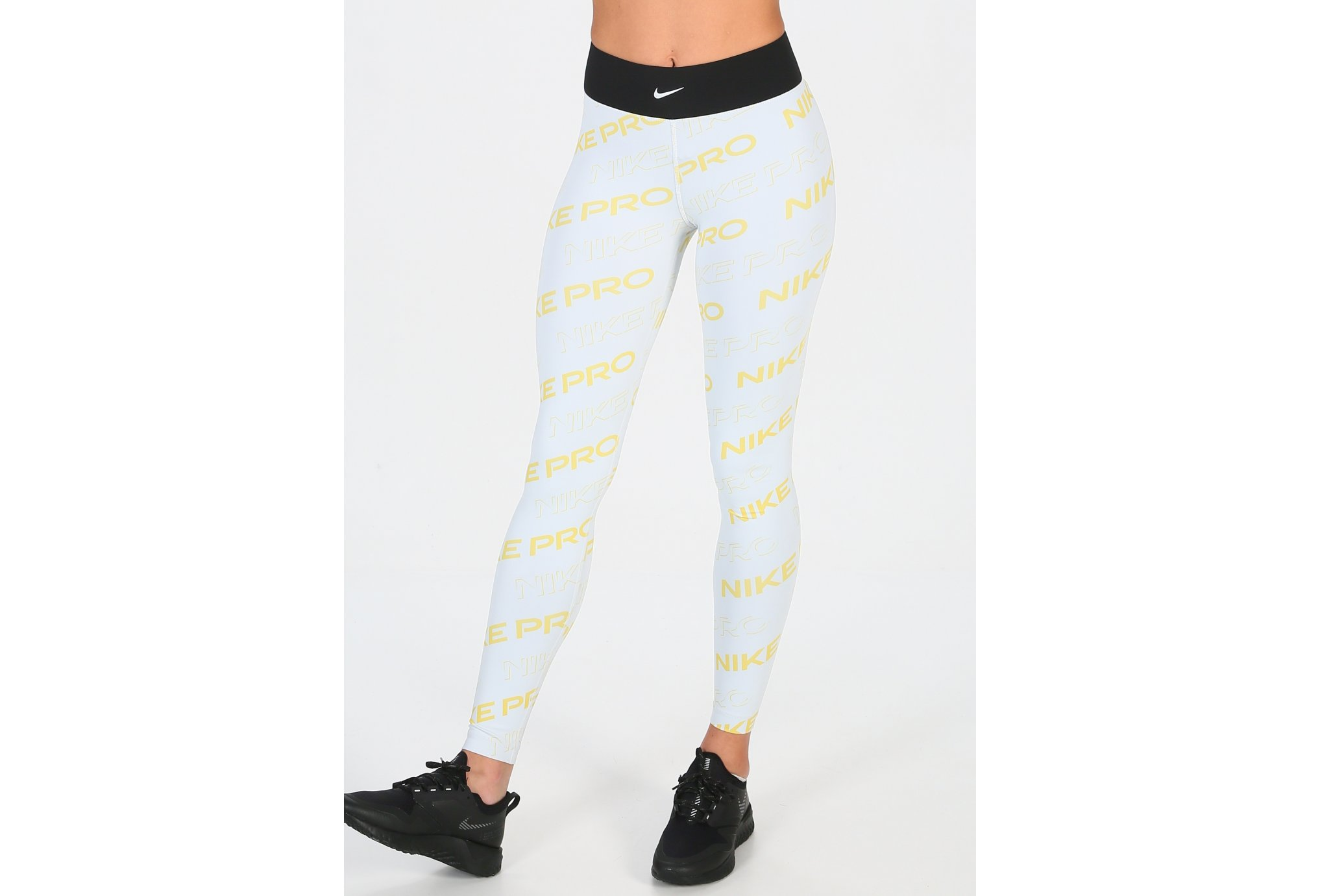 Nike Pro Printed W Diététique Vêtements femme