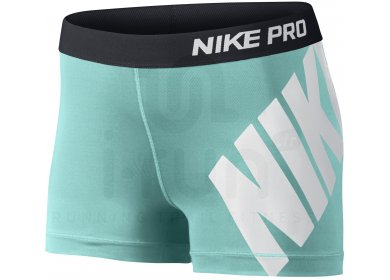 c30ef4a7d2b424 Nike Pro Short Logo 3 W