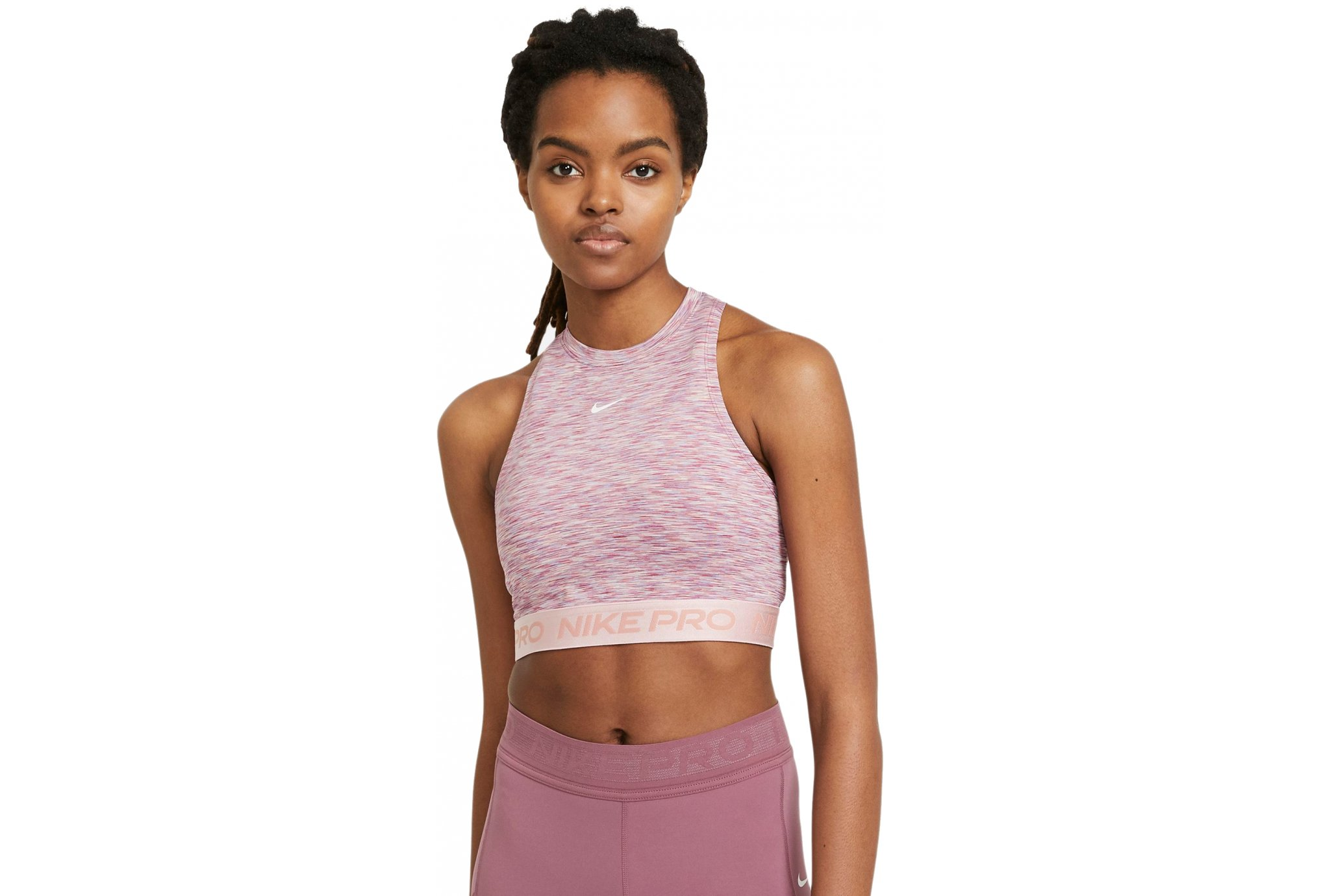 Nike Pro Space-Dye W vêtement running femme