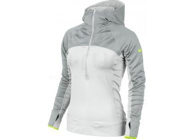 W Fit Vêtements Nike Femme Hyperwarm Shield Dri Max Pro Sweat tqw8q0O