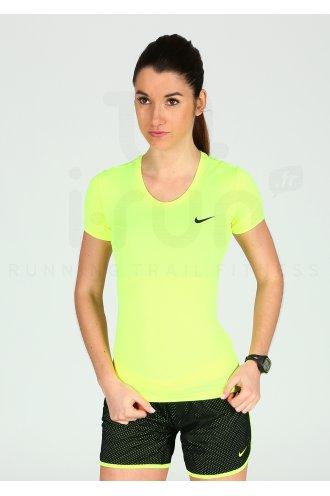 Nike Pro Top W pas cher - Destockage running Vêtements femme en promo 9bd761f0c66e