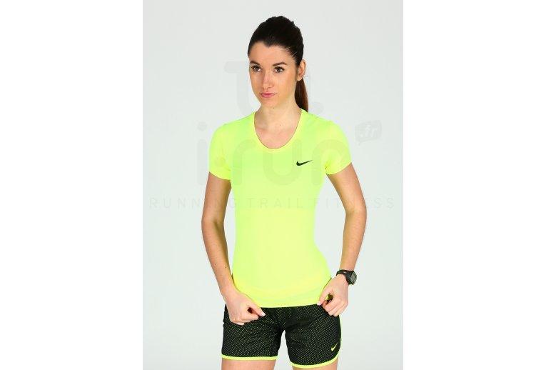 músico Asesor Nueva Zelanda  Nike Camiseta manga corta Pro Top en promoción   Mujer Ropa Camisetas Nike