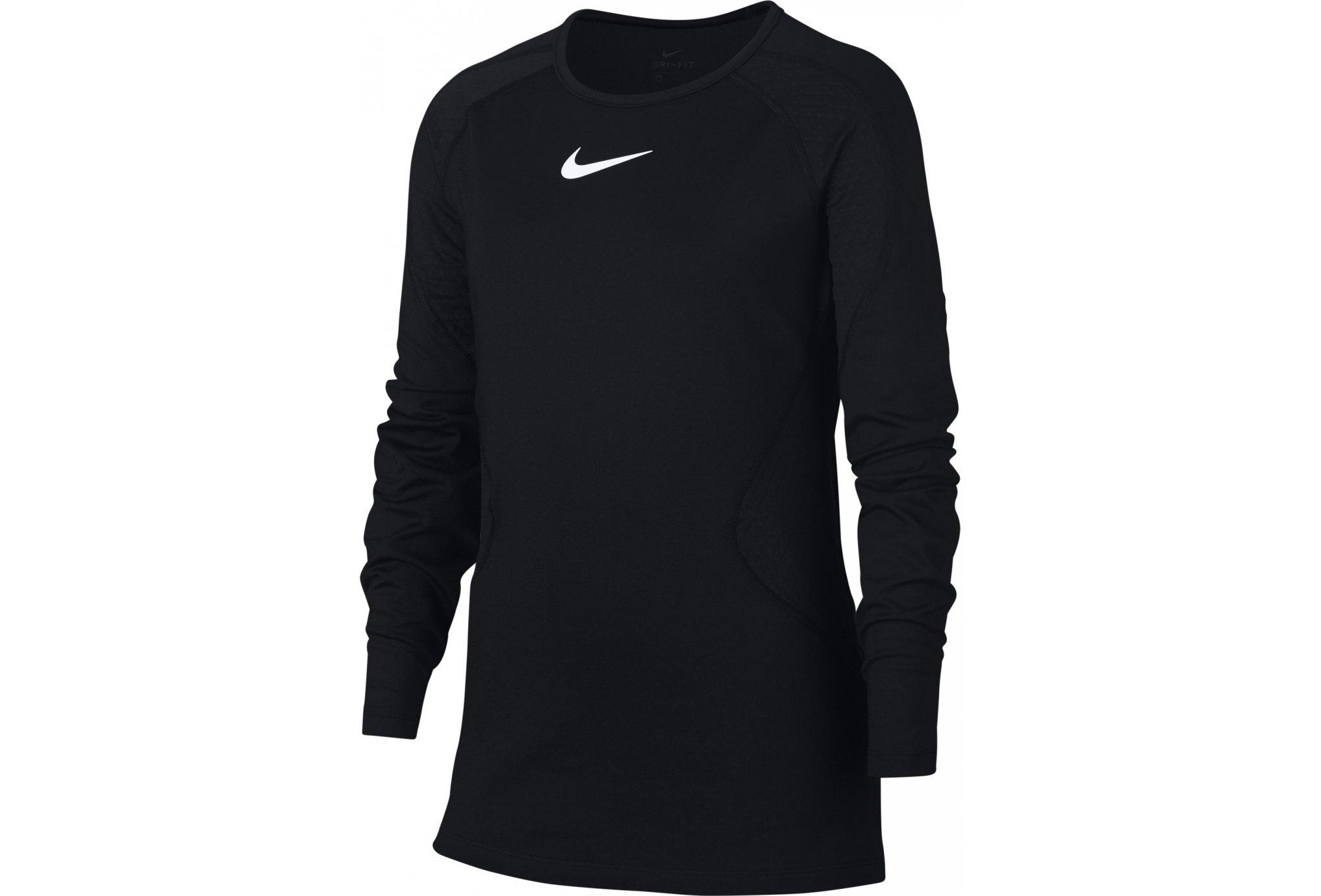 Nike Pro warm fille vêtement running femme