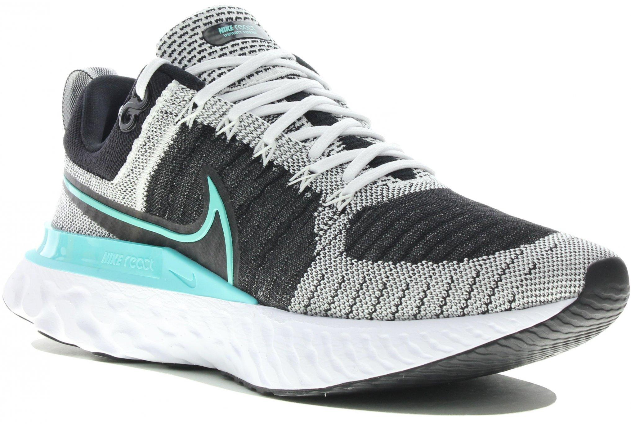 Nike React Infinity Run Flyknit 2 W Chaussures running femme