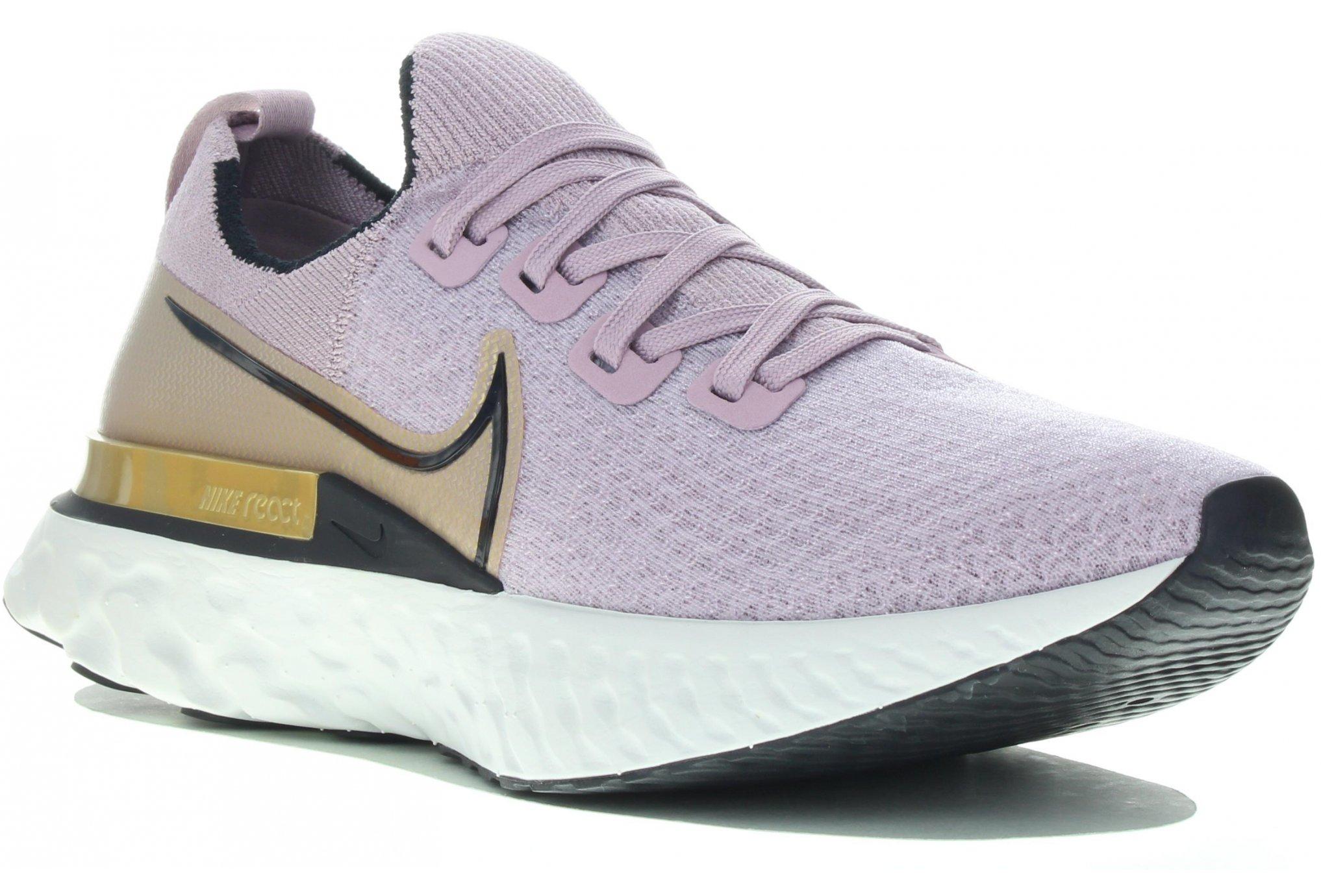 Nike React Infinity Run Flyknit W Chaussures running femme
