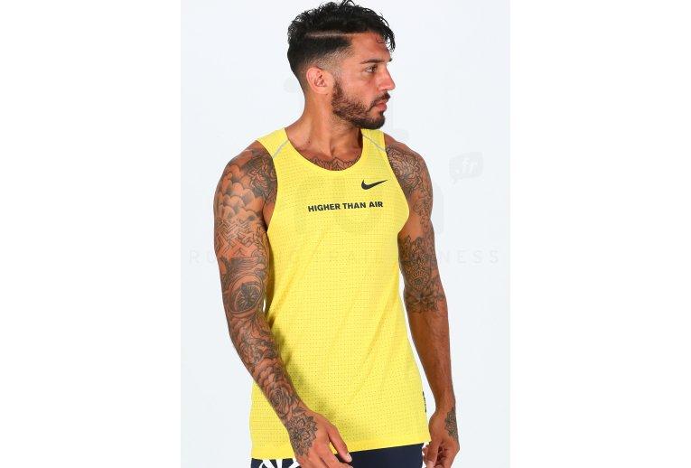 descuento especial mayor selección de mejor sitio Nike camiseta de tirantes Rise 365 Cody