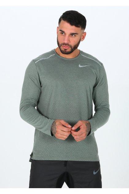 Nike camiseta manga larga Rise 365