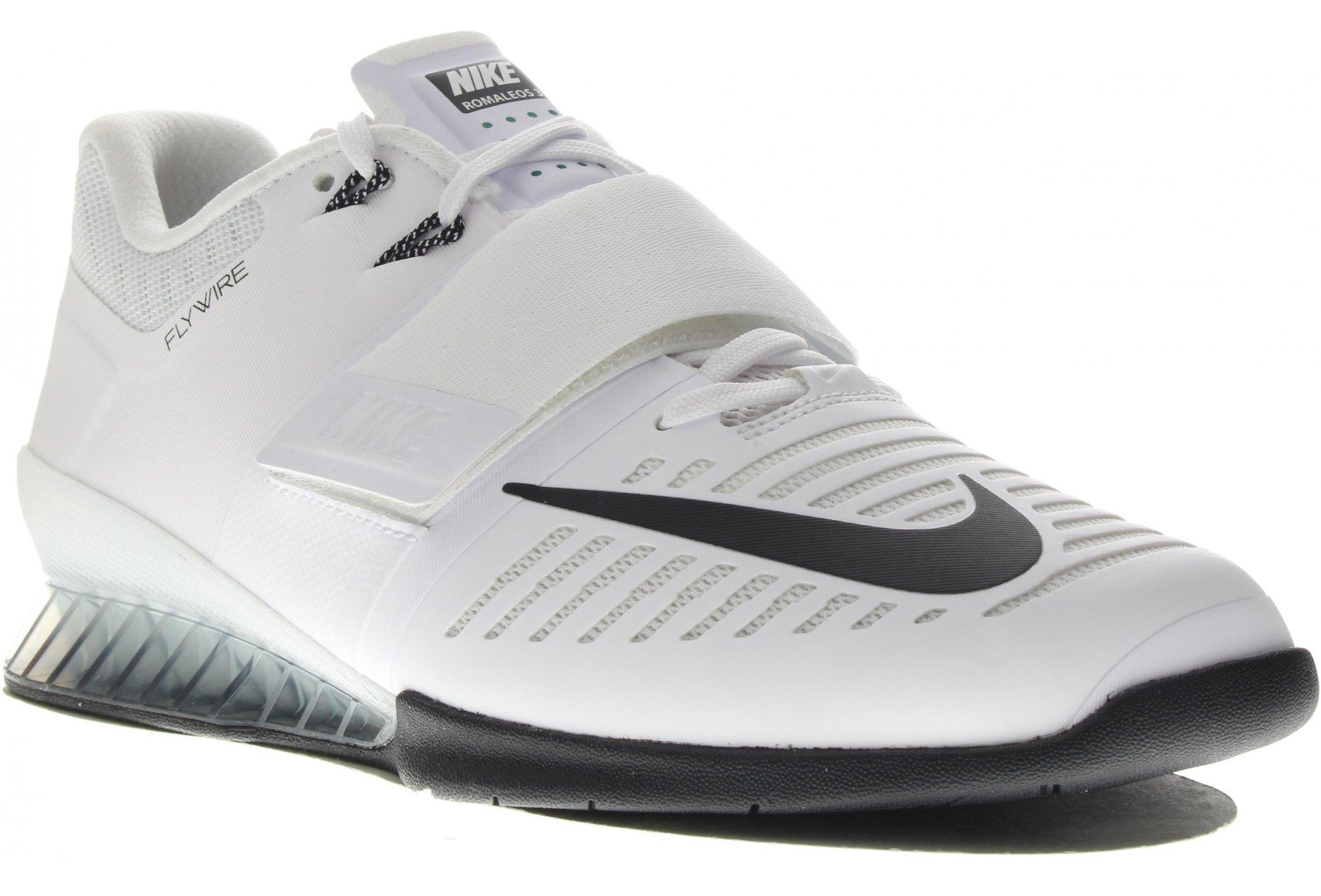 Nike Romaleos 3 M Diététique Chaussures homme