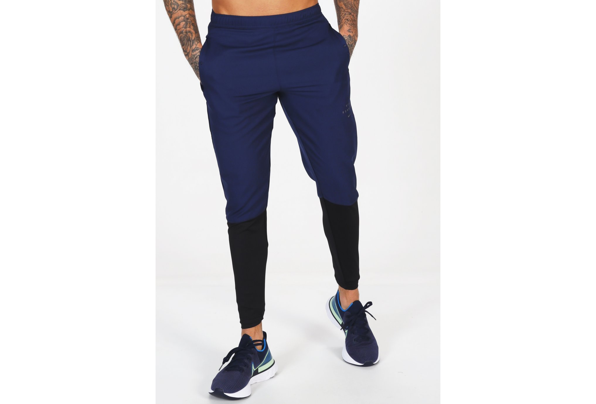 Nike Run Division Essential Hybrid M vêtement running homme