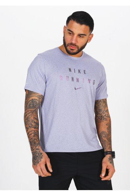Nike camiseta manga corta Run Division Miler