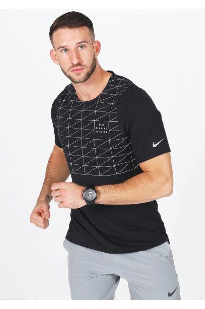 Nike camiseta manga corta Run Division Rise 365 Flash