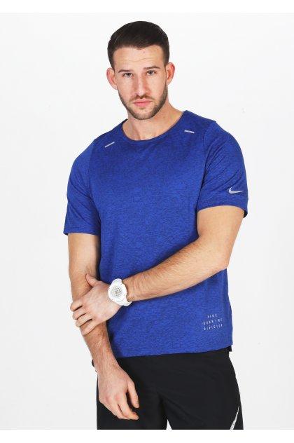 Nike camiseta manga corta Run Division Rise 365