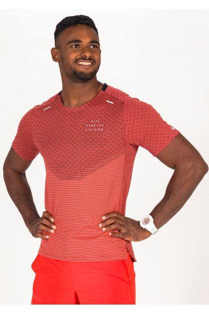 Nike camiseta manga corta Run Division Techknit
