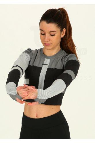 6b9c275a6d1 Nike Run Tech Pack W femme Gris argent pas cher