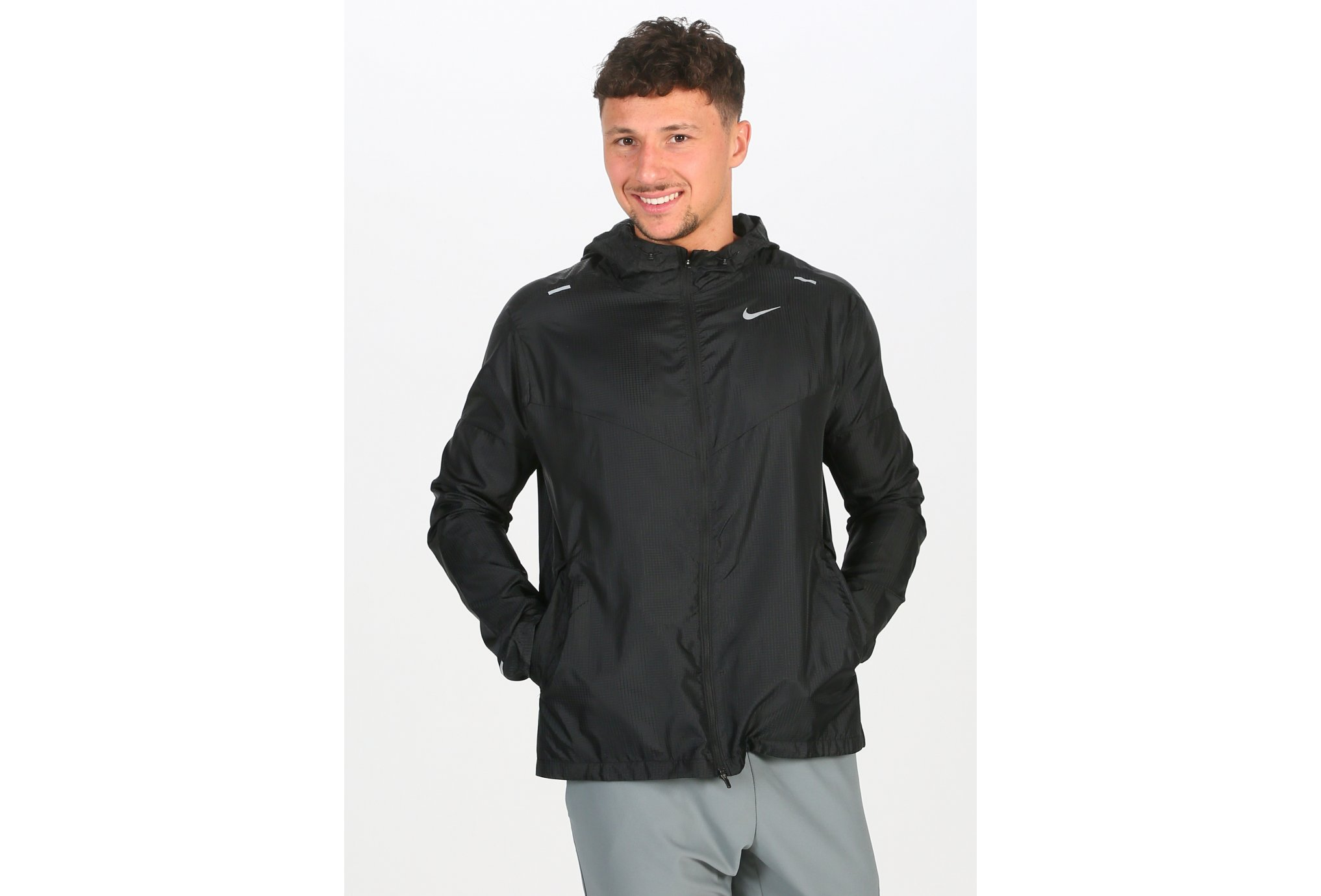 Nike Run Windrunner M vêtement running homme