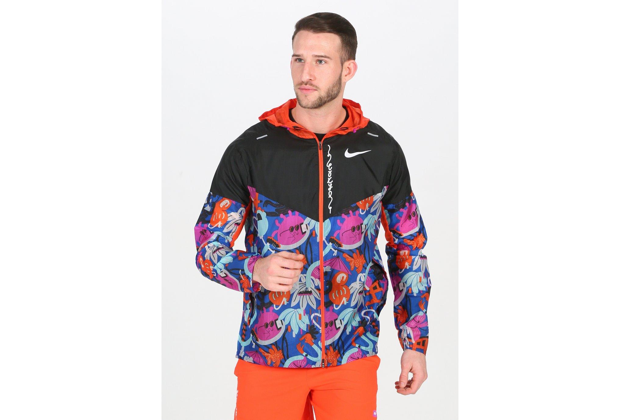 Nike Run Windrunner Tokyo M vêtement running homme