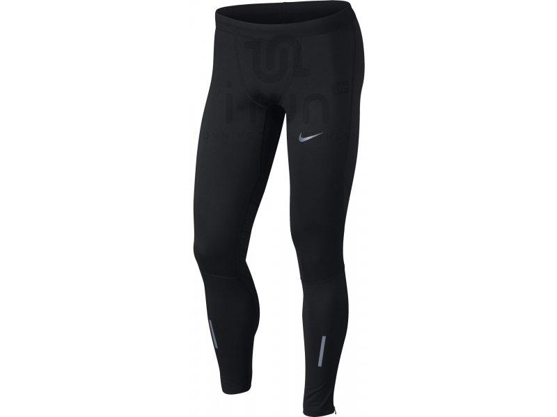 Nike Shield Tech M pas cher - Vêtements homme running Collants   Pantalons  en promo 422db6064256