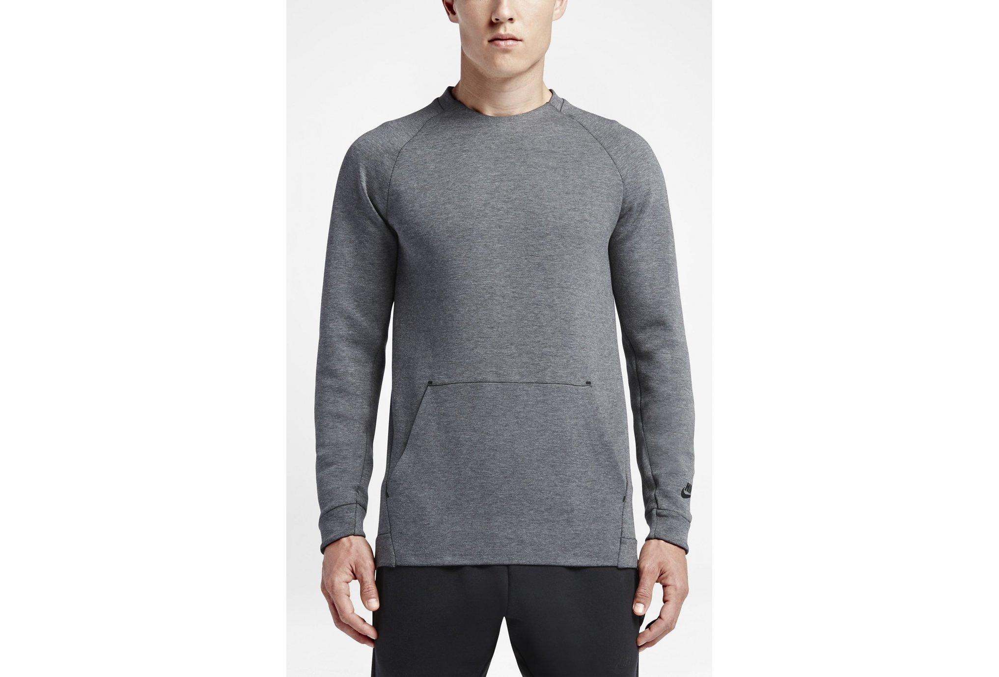 Nike Sportswear Tech Fleece Crew M Diététique Vêtements homme